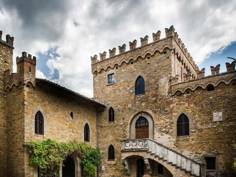 Trasimeno Lake Castle