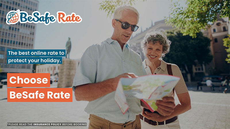 Choose the insured rate